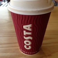 Photo taken at Costa Coffee by Craig B. on 4/14/2014