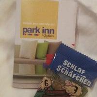 Das Foto wurde bei Park Inn by Radisson Berlin City West von Iveta am 11/14/2014 aufgenommen