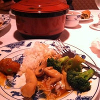Photo taken at Golden Gate Chinese Restaurant by Aimee S. on 11/20/2012