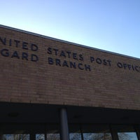 Photo Taken At US Post Office By Zach R. On 1/17/2013 ...