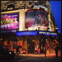 Foto scattata a Shaftesbury Theatre da Darren K. il 1/23/2013