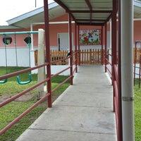 Photo taken at Colegio de Las Esclavas by Karla A. on 8/2/2013