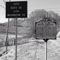 Photo taken at scott county by Virginia Traveler on 2/28/2014