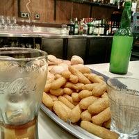 Photo taken at Candasu Sidrería Restaurante & Llagar by Aitana d. on 10/6/2016