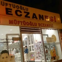 Photo taken at Müftüoğlu eczanesi by Savaş B. on 10/17/2014