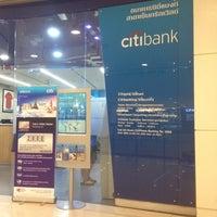 Photo taken at Citibank by NEUNG Thanajittara G. on 4/2/2014