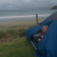 Photo taken at Port Jackson Doc Campsite by Paul T. on 2/9/2016