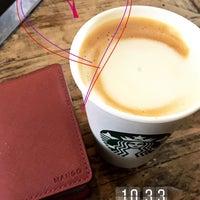2/16/2018 tarihinde İrem Damla Y.ziyaretçi tarafından Starbucks'de çekilen fotoğraf