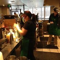 Photo taken at Starbucks by Katie L. on 1/29/2013