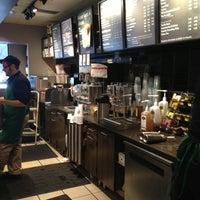 Photo taken at Starbucks by Katie L. on 4/16/2013