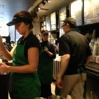 Photo taken at Starbucks by Katie L. on 2/22/2013