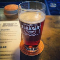 Photo taken at Full Sail Brewing Co. by Alissa C. on 8/4/2012