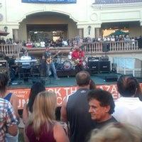 Photo taken at Blackhawk Plaza by John B. on 8/25/2012