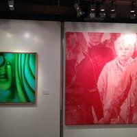 Снимок сделан в Новый музей пользователем Yula 6/10/2012