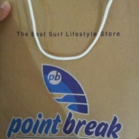 Photo taken at Point Break - Met Mall by indahbgtzloh on 8/31/2012