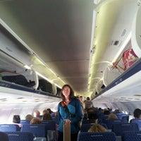 Photo taken at Gate H17 by J R G. on 5/8/2012