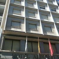 Foto tomada en Hotel Alfonso VIII por Mar M. el 9/5/2012
