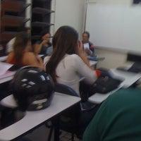 Photo taken at Facthus - Faculdade Talentos Humanos by Luana A. on 8/22/2012