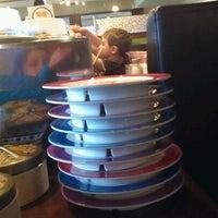 Photo taken at Sushi Me by Kimberly C. on 2/25/2012
