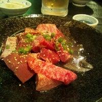 Photo taken at 焼肉829 by 昼吉 宗. on 7/13/2012
