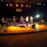 Photo taken at El Genaina Theatre by Meena M. on 7/6/2012