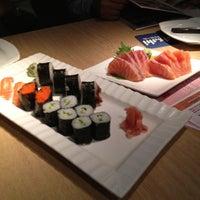 Photo taken at En Japanese Dining Bar (Mohammed Sultan) by amanda on 7/26/2012