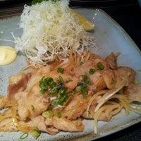 Photo taken at Tonkatsu by Wa Kitchen by Kenny C. on 6/28/2012