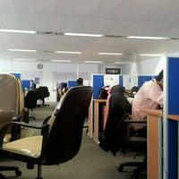 Photo taken at Oberthur Technologies by Johanes B. on 3/19/2012