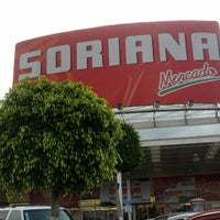 Photo taken at Soriana by diego c. on 8/22/2012