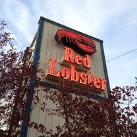 Das Foto wurde bei Red Lobster von Moises C. am 4/21/2012 aufgenommen