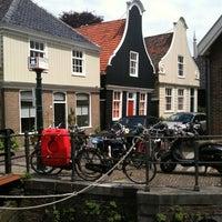 Photo taken at Café 't Sluisje by René T. on 6/10/2012