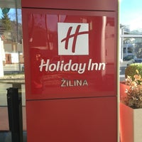 Photo taken at Holiday Inn by Irine D. on 4/10/2012