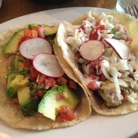 Photo taken at Taco Chulo by Christina R. on 9/4/2012
