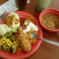 Photo taken at Golden Corral by Alexis O. on 6/24/2012