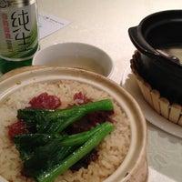 Photo taken at 绿波廊 by Masayuki H. on 6/1/2012