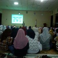 Photo taken at SMA Negeri 2 Bantul by Bin T. on 7/28/2012