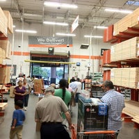 Photo taken at The Home Depot by Steve B. on 7/7/2012