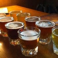 Photo taken at Rock Bottom Restaurant & Brewery by Gabe P. on 5/11/2012