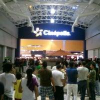 Photo taken at Cinépolis by Milton Raymond F. on 7/27/2012