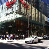 Photo taken at Westfield Sydney by Gino C. on 3/16/2012