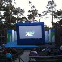 Photo taken at Forest Theatre by Stephanie G. on 6/11/2012