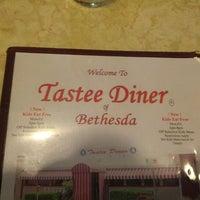 Photo taken at Tastee Diner by Josh M. on 2/10/2012