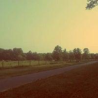 Photo taken at Muddy Creek Greenway by Jonathan H. on 7/5/2012