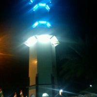 Photo taken at Masjid Besar Al-Izhar Kutoarjo by Harbiyani U. on 8/22/2012