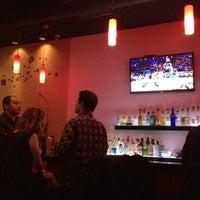 Photo taken at BonChon Chicken by Sarah on 2/25/2012