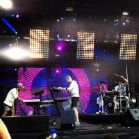 Photo taken at Osheaga by Jonathan P. on 8/6/2012