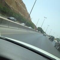 Photo taken at Qurum Darsait Bridge by Mohamed on 9/6/2012