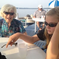 Photo taken at Edgewater Pier by Mark I. on 8/25/2012