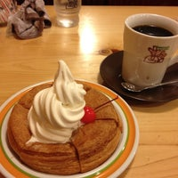 Photo taken at Komeda's Coffee by Ikuo N. on 6/15/2012