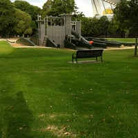 Photo taken at Carlton Gardens' Playground by Adrian M. on 2/15/2012